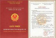 Điều kiện cấp giấy phép kinh doanh lữ hành quốc tế