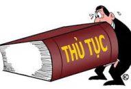 Thủ tục thay đổi địa chỉ trụ sở doanh nghiệp đối với công ty TNHH một thành viên